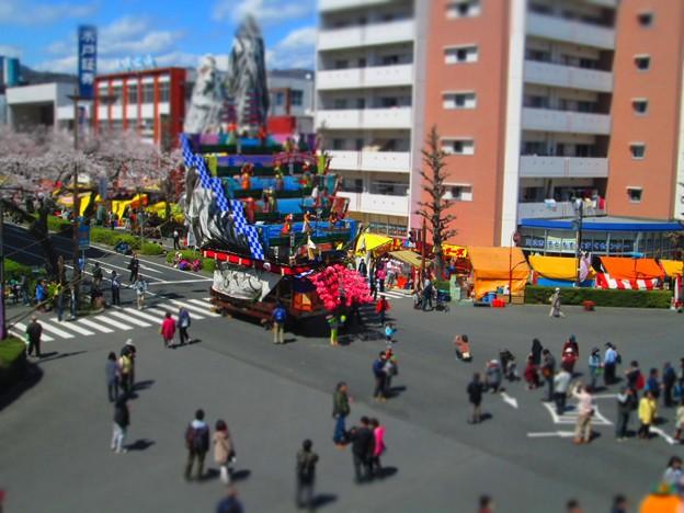 Photos: 052 日立風流物