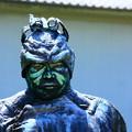 写真: ボールド山田  ひたち国際大道芸