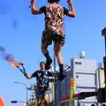 写真: Flying Dutchmen  ひたち国際大道芸