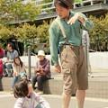 写真: サクノキ  ひたち国際大道芸