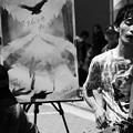 写真: ユキンコアキラ  ひたち国際大道芸