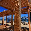 写真: 茨城県北芸術祭 713  アートビーチくじはま