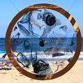 茨城県北芸術祭 714  アートビーチくじはま