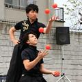 Photos: 桔梗ブラザーズ ひたち国際大道芸