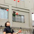 写真: 桔梗ブラザーズ ひたち国際大道芸