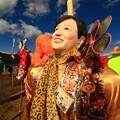 写真: 里美かかし祭り 2017