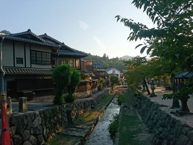 宮島的街道