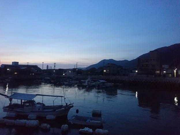 糸崎的海邊