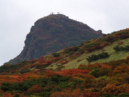 那須の朝日岳