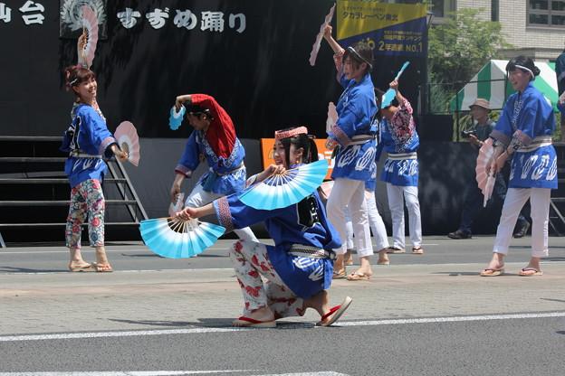 29.7.22夏まつり仙台すずめ踊り(その1)