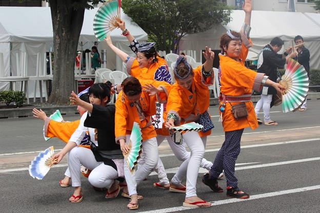Photos: 29.7.22夏まつり仙台すずめ踊り(その17)