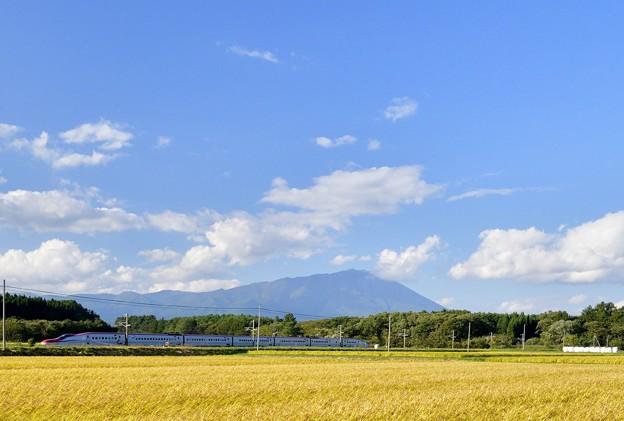 田沢湖線・秋田新幹線こまち 170924 (1)