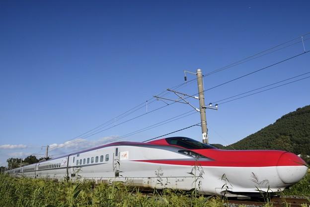 田沢湖線・秋田新幹線こまち 170924 (2)