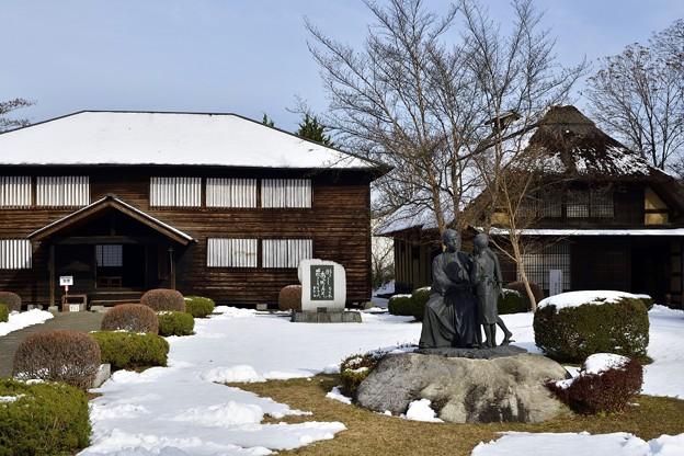 石川啄木記念館 171122 (1)