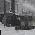 北上線ほっとゆだ駅 180121 (3)