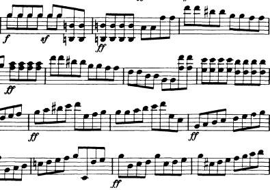 オーケストラで疲れない弾き方3 東京・中野・練馬・江古田、ヴァイオリン・ヴィオラ・音楽教室