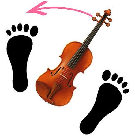 疲れない弾き方3 東京・中野・練馬・江古田、ヴァイオリン・ヴィオラ・音楽教室