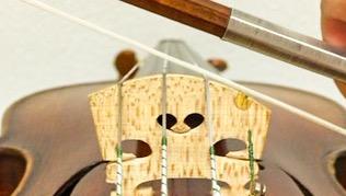 重音を分けて弾く2 東京・中野・練馬・江古田、ヴァイオリン・ヴィオラ・音楽教室