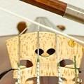 Photos: 重音を分けて弾く2 東京・中野・練馬・江古田、ヴァイオリン・ヴィオラ・音楽教室