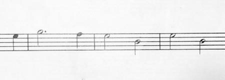 静かなフレーズの作り方 東京・中野・練馬・江古田、ヴァイオリン・ヴィオラ・音楽教室