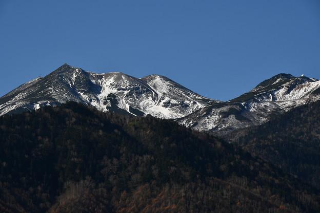写真: 乗鞍岳