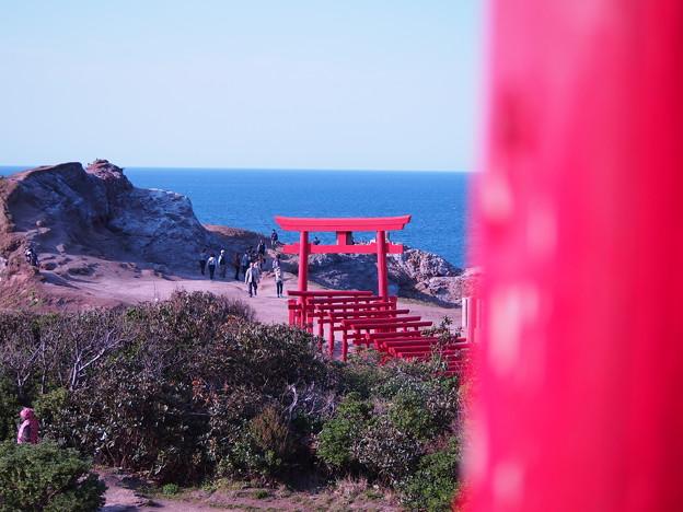 Photos: 元乃隅稲成神社
