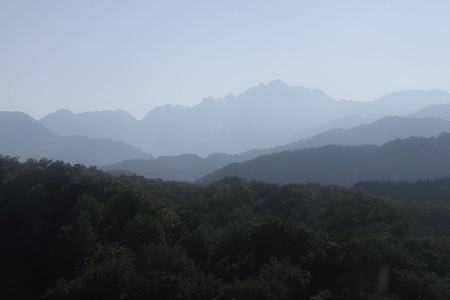 170909大岩アルプス縦走 3