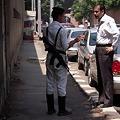 Photos: カイロの警察官