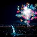 Photos: 夜空を彩る