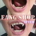 Photos: FANG SHOP 付け牙 A-0278(左右側切歯審美Type)