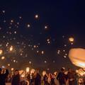 写真: Lantern Fest