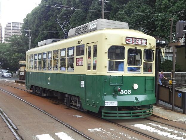 【12140号】路面電車 平成290625 #NTS1