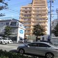 【12996号】Mii合成素材:街並み 平成3001212