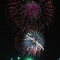 写真: くきのうみ花火の祭典2017_4