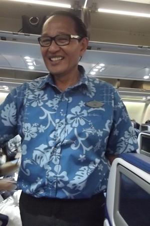 ハワイアン航空・CA0619