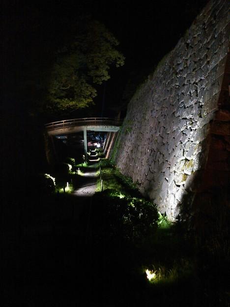 金沢城址 二の丸から本丸への橋 #城  #金沢